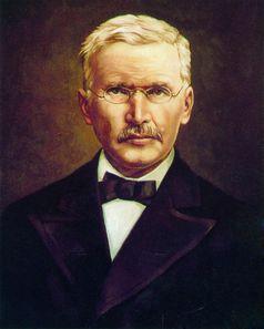Friedrich Wilhelm Raiffeisen (um 1870)