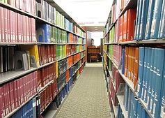 Bibliothek: Open Access für Verleger Dorn im Auge. Bild: Flickr/SelenaNBH