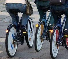 Fahrradfahrer (Symbolbild)