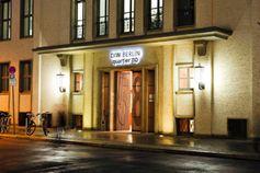 Portal des DIW Berlin in der Mohrenstraße. Bild: Deutsche Institut für Wirtschaftsforschung (DIW)