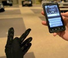Tastatur-Handschuh: im Winter angenehm. Bild: gauntletkeyboard.com