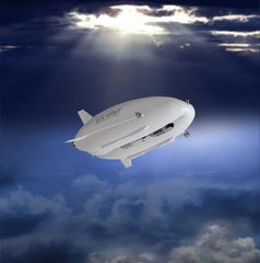 Das Long Endurance Multi-Intelligence Vehicle (LEMV) ist ein unbemanntes Luftschiff der amerikanischen Firma Northrop Grumman. Bild: www.army.mil