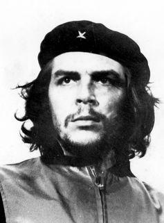"""""""Guerrillero Heroico""""Foto von Alberto Korda"""