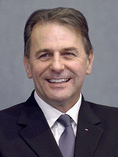 Jacques Rogge (Jim Wallace, 2001)