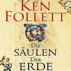 """Cover """"Die Säulen der Erde"""""""