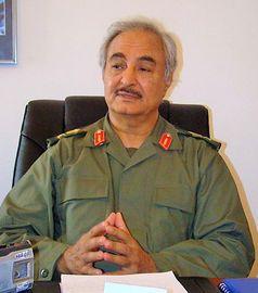 Chalifa Haftar (2011)