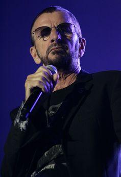 Ringo Starr  (2013), Archivbild