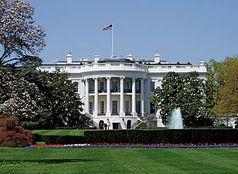 Das Weiße Haus. Bild: UpstateNYer / wikipedia.org