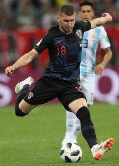 Rebić bei der WM 2018 im Gruppenspiel gegen Argentinien