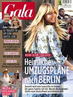 "GALA Cover 30/20 (EVT: 16. Juli 2020) /  Bild: ""obs/Gruner+Jahr, Gala"""