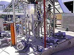 Die Müll-Umwandlungsanlage von Dr. Christian Koch nennt sich KDV 500.