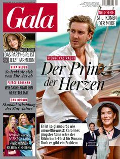 """Lilly Krug: Kampfgeist von Mama Veronica Ferres, von Vater und Stiefvater / GALA Cover 29/2020 (EVT: 9. Juli 2020) /  Bild: """"obs/Gruner+Jahr, Gala"""""""