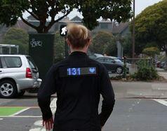 Puls am Rücken: So macht sich der moderne Sportler bemerkbar. Bild: Erogear