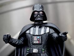 Darth Vader: Identifikation mit Schurken.