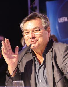 Waldemar Hartmann, Sept. 2010
