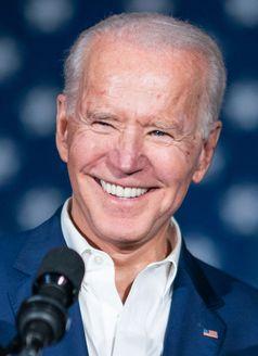 "Joseph ""Joe"" Robinette Biden, Jr. (2020)"