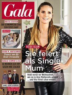 """Cover GALA Ausgabe 51/17 (EVT 14.12.2017). Bild: """"obs/Gruner+Jahr, Gala"""""""