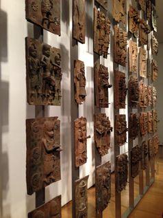 Benin-Bronzen im British Museum