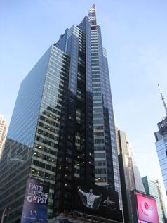 Bertelsmann Building, die Nordamerika-Zentrale in Manhattan, New York City