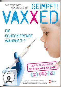 Vaxxed Cover