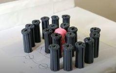 Smartes Material kann Schall auf Wunsch einfach blockieren.
