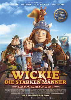 WICKIE UND DIE STARKEN MÄNNER - DAS MAGISCHE SCHWERT ab 2. September 2021 im Kino!  Bild: LEONINE Studios Fotograf: LEONINE Studios
