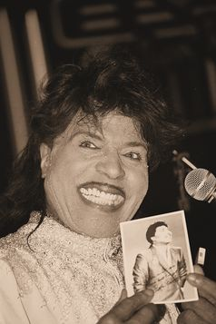 Little Richard (1998), Archivbild