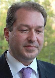 Alexander Dobrindt (* 1970), Mitglied des Deutschen Bundestages und Generalsekretär der CSU Bild: Sigismund von Dobschütz / de.wikipedia.org