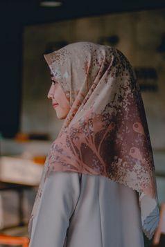 Muslimische Frau (Symbolbild)