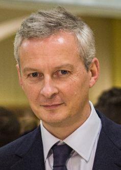 Bruno Le Maire (2014)