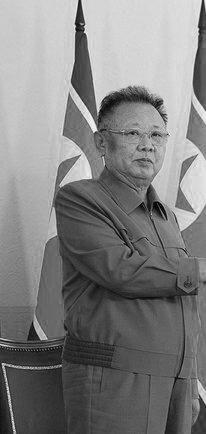Kim Jong-il Bild: Kremlin.ru / wikimedia.org