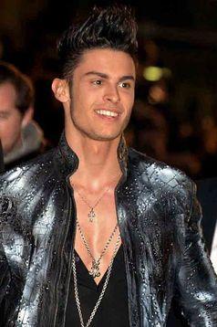 Baptiste Giabiconi bei den NRJ Music Awards (2011)