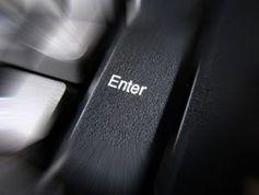 Tastatur: Porno-Webseiten sind sehr beliebt.