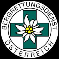 Abzeichen des Bergrettungsdienst Österreich