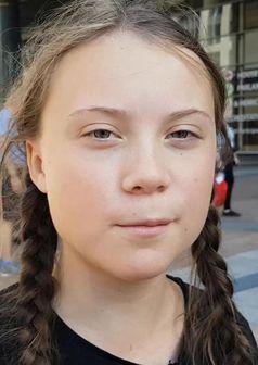 Greta Thunberg (2018)