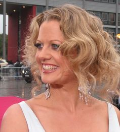 Barbara Schöneberger beim Deutschen Fernsehpreis 2007 in Köln