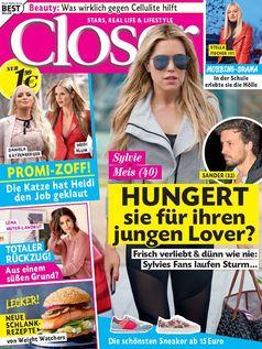 """Closer 25.04.18 /Bild: """"obs/Bauer Media Group, Neue Post"""""""