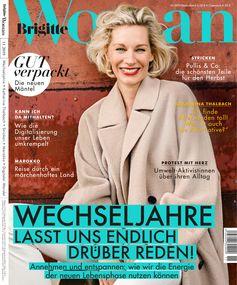 """Cover BRIGITTE WOMAN (11/2019) / Bild: """"obs/Gruner+Jahr, Brigitte Woman"""""""
