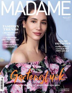"Cover_MADAME_#04/19 Bild: ""obs/Bauer Media Group, MADAME"""