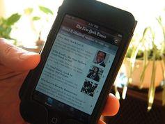 Web-News: Apps haben sich nicht durchgesetzt. Bild: flickr.com/liamont.com