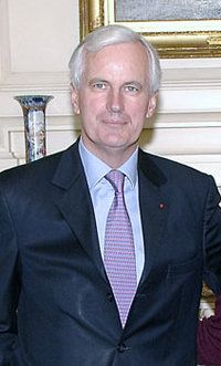 Michel Barnier Bild: State Department photo by Michael Gross