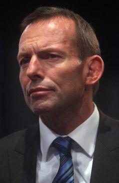 Tony Abbott 2010