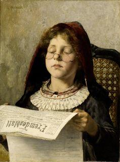 Lesen, Lernen (Symbolbild)