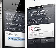 iPhone 4S Bild: Apple