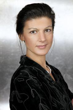 Sahra Wagenknecht (2017)
