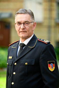 Dipl.-Ing. Hartmut Ziebs, Präsident des Deutschen Feuerwehrverbandes