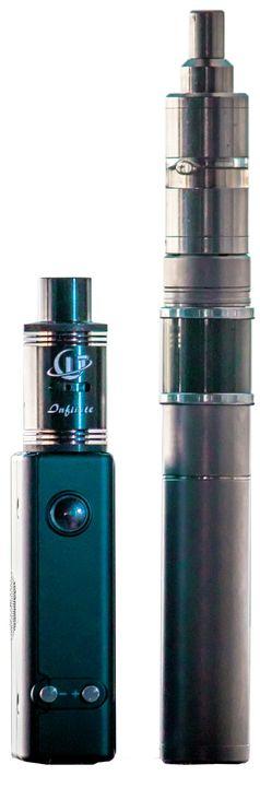 E-Zigaretten der dritten Generation