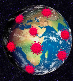 Corona-Pandemie: massiver Effekt auf Wirtschaft.