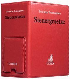 Diese 202. Ausgabe der Steuergesetze kennt natürlich jeder Deutsche und hat sie verstanden - ansonsten würde er sich ja strafbar machen (Symbolbild)
