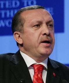 Recep Tayyip Erdogan Bild:  Global Panorama, on Flickr CC BY-SA 2.0